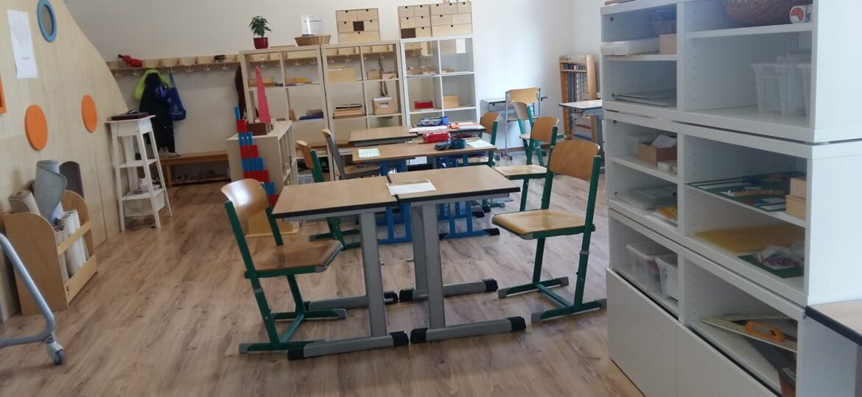 Primarschule am Käferberg